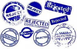 отказные письма