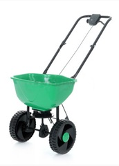 Certification of fertilizer spreaders and distributors