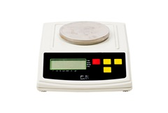 Professional laboratory scale